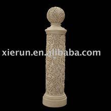 2012 the latest style Stone Roman Column