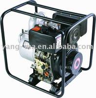 "single cylinder electric start 2""m 50mm 2 inch diesel water pump 50kb-2"