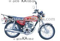 CG125 MOTORCYCLE Classic model.