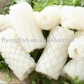 calamares congelados rollo de tallado