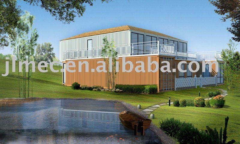 Container Villa 320sqms
