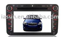 7 inch SKODA FABIA car DVD system with GPS