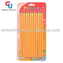 Yellow HB Coloured Drawing Pencil,Hb Wooden Pencils