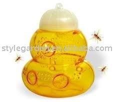 Hanging Honey Pot Beehive Fly Bug Wasp Trap