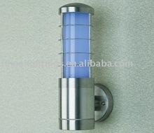 yard lighting blue opal pc wall lighting