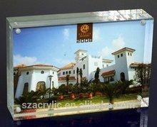 funia acrylic photo frame holder