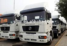 SHACMAN 4*2 tractor/trailer head truck