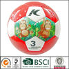 Size 3# PVC/PU/TPU Machine Stitched Football/Soccer Ball