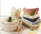 cheap wicker basket