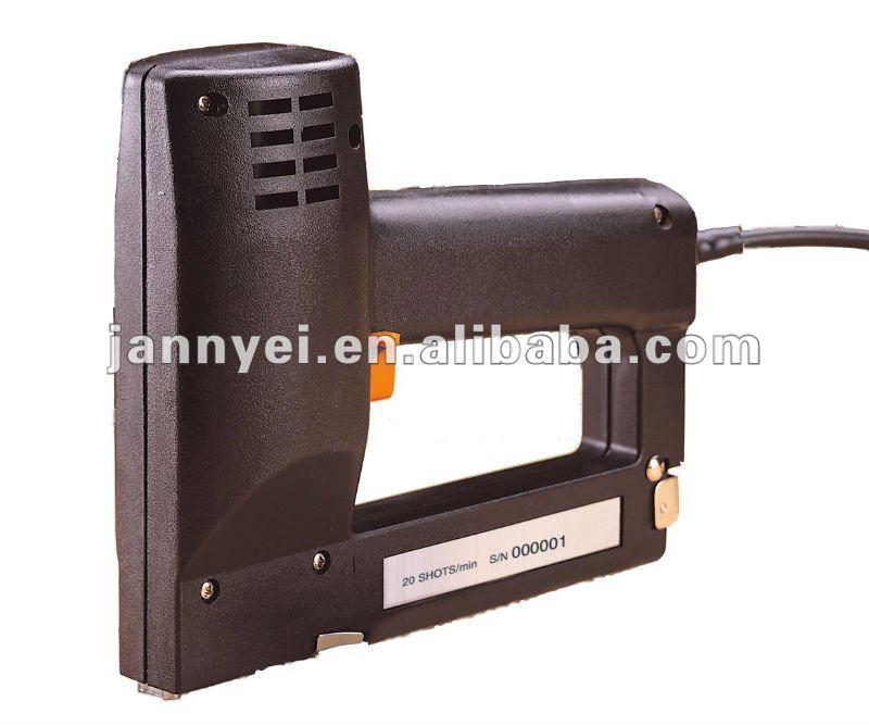 2 forma grampeador elétrico e pistola de pregos, jt21