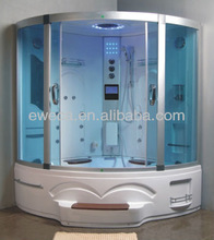 Luxury Steam Shower room with whirlpool baths
