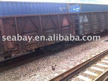 Railway freight,transportation From Shanghai,China to Bishkek,Kyrgyzstan