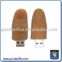 halloween gift finger usb/thumb usb flash drive