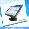 17 polegada LCD POS Monitor de tela de toque ; Kit de toque