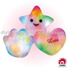 Colorful LED Light Pillow