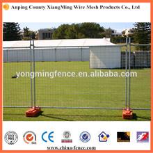 galvanized temporary fence mesh panels