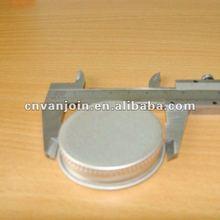Screw Type Aluminium Cap