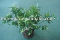 Beauty hand-made artificial leaf flower for decoration