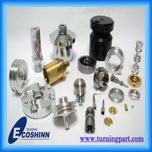 CNC turning parts machine part brass