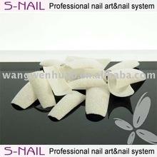 top sale new Glitter nail tips--White