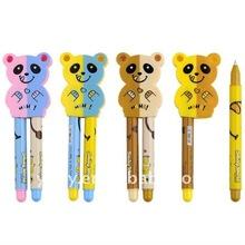 Lovely bear cartoon ball pen