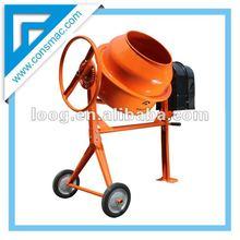 70L,120L,140L,160L,180L Electric Portable Concrete Cement Mixer