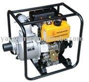 80KB-3 air cooled 178f 7hps High Pressure 3 inch mini diesel water pump