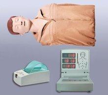 Half-body CPR manikin