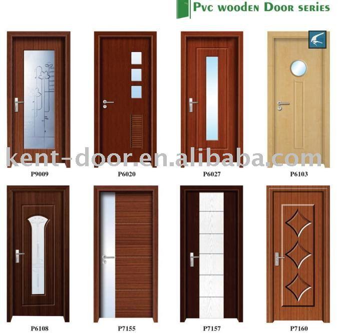 Porta De Madeira Para Quarto Valor ~ Quarto Interior PVC porta de madeira P7160 Portas ID do produto