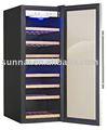 125l geladeira com fechadura e chave