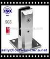 La espita de aluminio, los carriles de la escalera de aluminio, de vidrio sin marco de aluminio de montaje cuadrados grifo cerca resistente a la intemperie