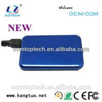 USB3.0 aluminum 2.5'' SATA hdd enclosure case