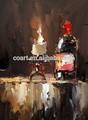 Famosa abstracto bodegones óleo pintada