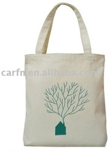 Eco-friendly canvas tote bag, personality LOGO canvas bag