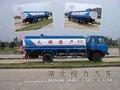 Aceite de camión cisterna de combustible/aceite de camión cisterna/velicle 145 tipo 4*2 12000l volumen