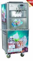 Soft serve ice cream making machine