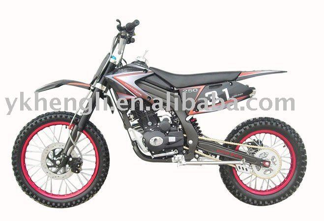 دراجة نارية 200cc