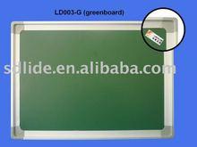Acier revêtement de peinture magnétique vert chalk conseil