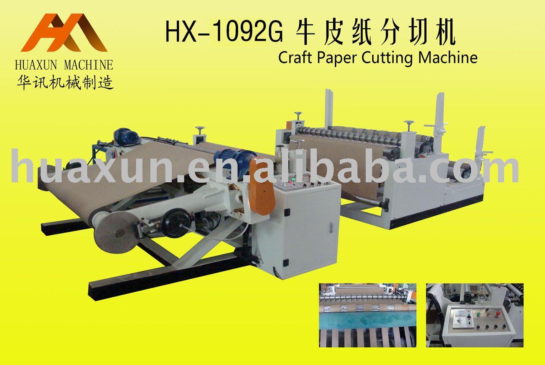 craft paper cutting machine
