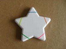 Star shape highlighter marker pen(CH-6211)