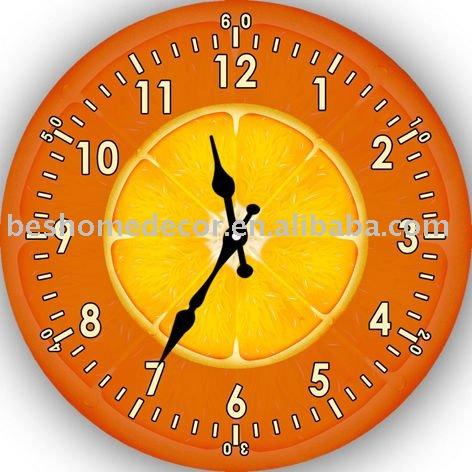Reloj de pared redondo para el comedor cocina reloj de - Reloj de pared para cocina ...