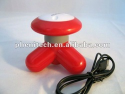 2012 new material ,new technology Mini Full Body Massager with USB Port