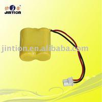 2/3AA ni-cd rechargeable battery