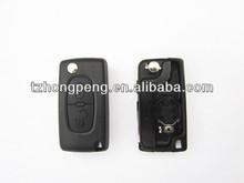 flip remote key case for citroen &auto key