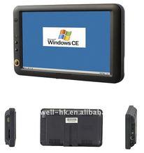 CE ,FCC 7 Inch Embedded Window CE Tablet PC
