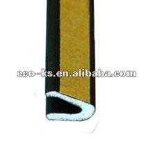 PU foam door sealing strip used for Security doors