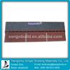 2013 SINGER Hot Sale China Red Asphalt Shingle