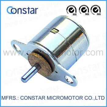 10mm 2 phase 5V micro PM stepper motor