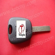 TD 307 key shell ,key blank ,key case (with groove) for Peugeot