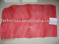 PP MESH BAGS FOR PACKING POTATOES/ONIONS